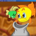 Скриншот Freddi Fish 3: The Case of the Stolen Conch Shell – Изображение 1