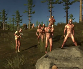 В Rust появятся женские модели