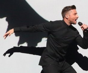 Выступление Сергея Лазарева на «Евровидении» сравнили с видеоиграми