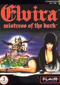Обложка Elvira: Mistress of the Dark