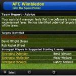 Скриншот Football Manager Handheld 2011 – Изображение 4