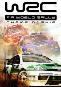 WRC: FIA World Rally Championship – фото обложки игры