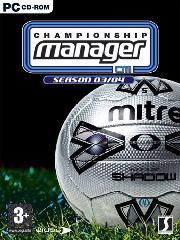 Обложка Championship Manager Season 03/04