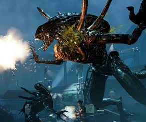 Мод для Aliens: Colonial Marines делает ксеноморфов страшными