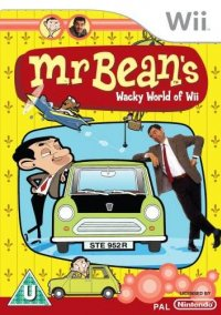 Обложка Mr. Bean's Wacky World