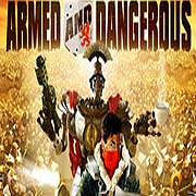 Обложка Armed and Dangerous