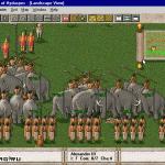 Скриншот The Great Battles of Alexander – Изображение 18