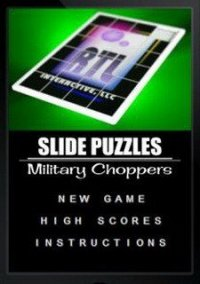 Обложка Slide Puzzle Military Choppers