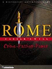 Обложка Rome: Caesar's Will