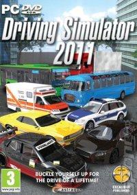Обложка Driving Simulator 2011