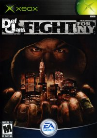 Обложка Def Jam: Fight for NY