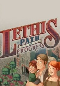 Обложка Lethis - Path of Progress