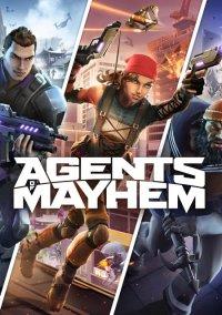 Обложка Agents of Mayhem