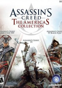 Обложка Assassin's Creed: The Americas Collection