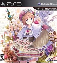 Обложка Atelier Rorona: The Alchemist of Arland (Limited Edition)