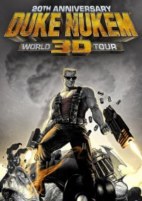 Duke Nukem 3D: 20th Anniversary World Tour – фото обложки игры