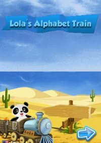 Обложка Lola's Alphabet Train