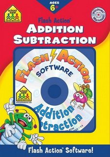 Addition & Subtraction Flash Action