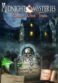Обложка Тайны прошлого. Гонения на сейлемских ведьм