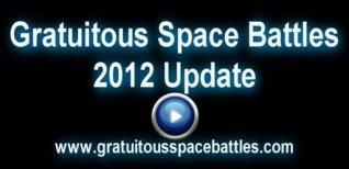 Gratuitous Space Battles. Видео #2