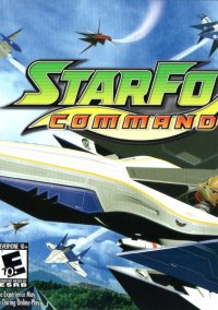 Обложка StarFox Command