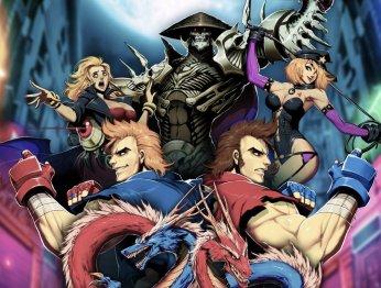 Рецензия на Double Dragon 2: Wonder of the Dragons