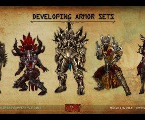 Эксклюзивный арт Diablo III