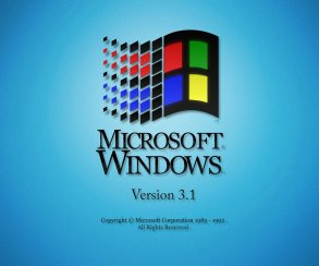 ​Попробуйте настоящее ретро с Windows 3.1 прямо в браузере