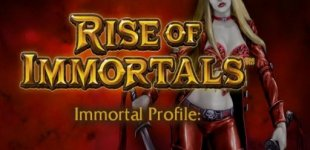 Rise of Immortals. Видео #7