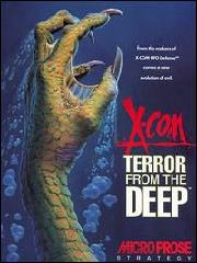 Обложка X-COM: Terror from the Deep