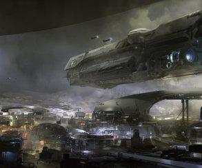 343 Industries поделилась концепт-артом Halo 5