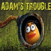 Обложка Adam's Trouble