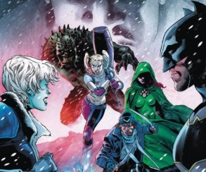 Удалосьли Отряду самоубийц поймать Бэтмена?
