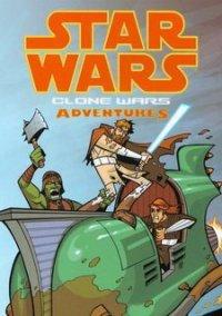 Обложка Star Wars: Clone Wars Adventures