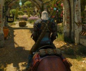 Достигла ли Blood and Wine уровня графики из роликов с E3 2014?