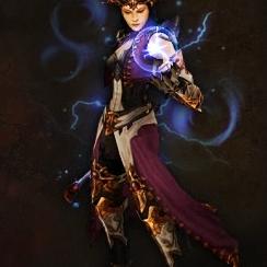 Ошибка в Diablo III сделала чародеев бессмертными