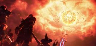 """Final Fantasy 14: A Realm Reborn. CGI-трейлер """"Пламя Истины"""""""