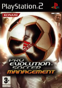 Обложка Pro Evolution Soccer Management
