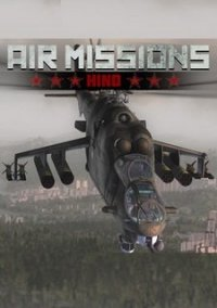 Обложка Air Missions: HIND