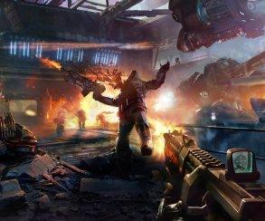 В сети появился релизный трейлер игры Alien Rage