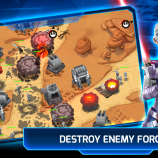 Скриншот Star Wars: Galactic Defense