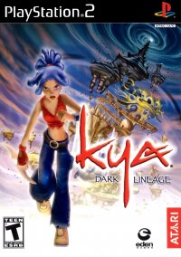 Обложка Kya: Dark Lineage