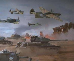 War Thunder реконструирует главные сражения Второй мировой