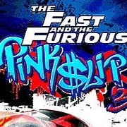 Обложка Fast and Furious: Pink Slip