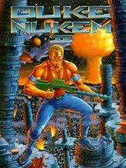 Обложка Duke Nukem II