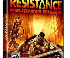 Sony назвала дату выхода Resistance для PS Vita