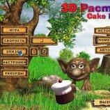 Скриншот 3D PacMan: Cake Fury