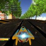 Скриншот Red Forest: Procedurally Generated Pod Racing – Изображение 1