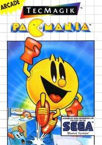 Обложка PacMania