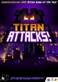 Обложка Titan Attacks!